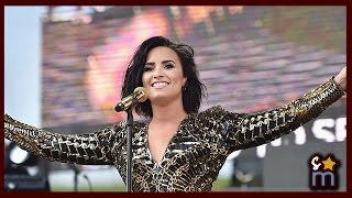 """Demi Lovato - """"Stone Cold"""" at Wango Tango 2016"""