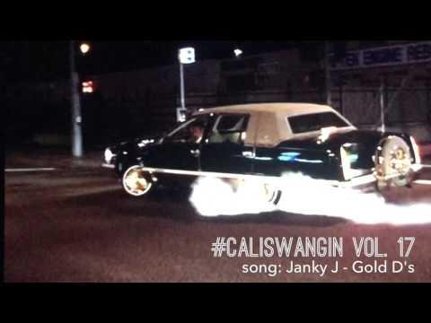 Real Lowriding: Cali Swangin Vol:17 (Individuals car club)