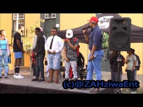Cape Town Youth Day Talent Show Competition Top 6 Performances