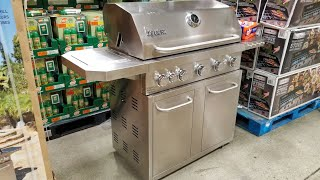 Costco! Signateur 5 Burner Gas Grill w/ Side Burner! $599!!!