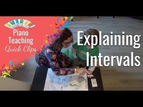 CKQC019: How I explain intervals and how I use my games lending library