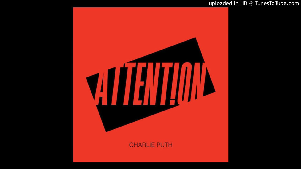 Download Charlie Puth Attention Cdq Mp3 320 Kbps Youtube