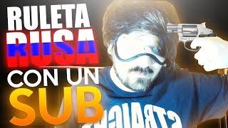 Video de JUGANDO A LA RULETA RUSA CONTRA UN SUSCRIPTOR