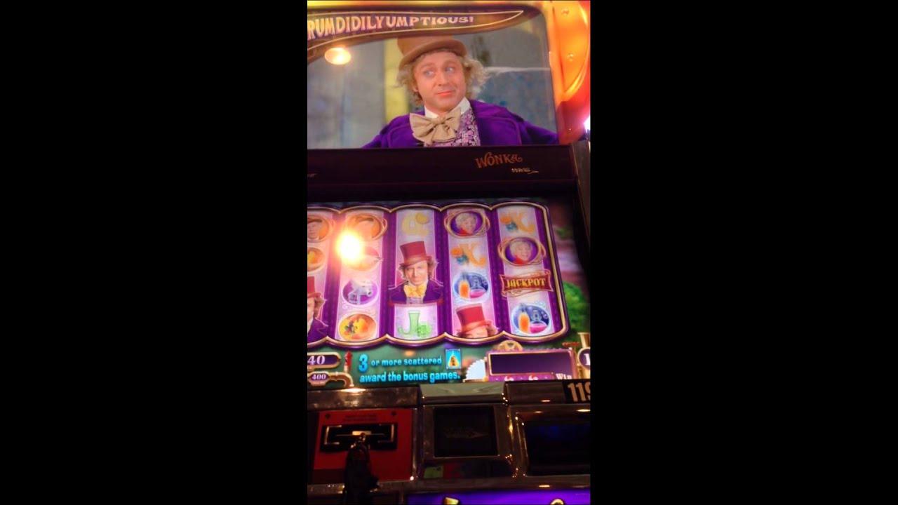 World of wonka slot machine online
