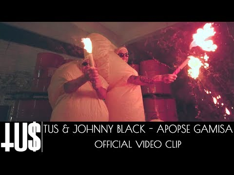 Tus & Johnny Black - Apopse G@mi$a Prod. John Thanos - Official Video Clip