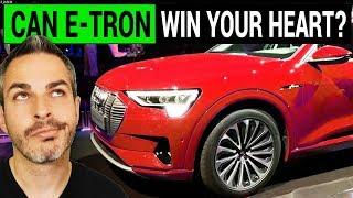 Is Audi E-Tron Tesla's First Worthy Alternative?