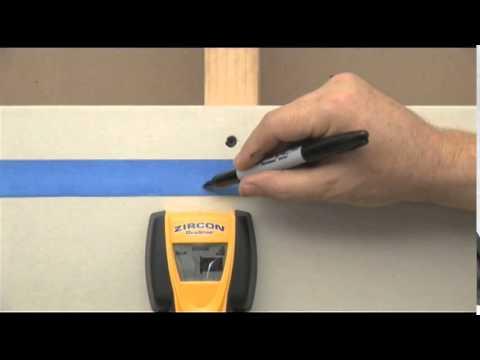 Stud Finder Wall Scanner 4 en 1 Faisceau Finders Mur Détecteur Capteur Center Finding