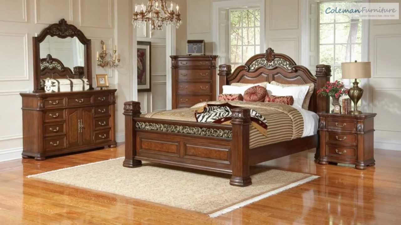 dubarry bedroom collection from coaster furniture - youtube