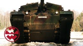 Demontage und Verschrottung // Panzer Teil 2 - Welt der Wunder