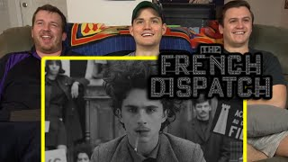 The French Dispatch | Trailer - REACTION!!!