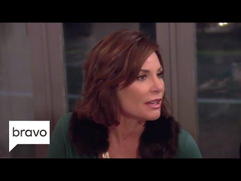"RHONY: Luann to Bethenny - ""You Were Right"" (Season 10, Episode 4) | Bravo"