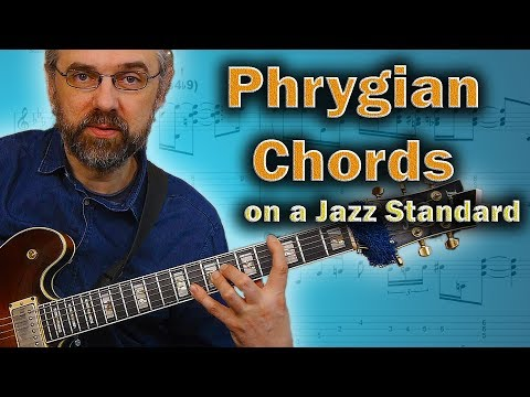 Phrygian Chords - Some Of The Best Places To Use Them