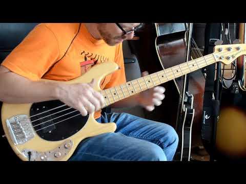 Musicman Stingray 1983 Soundtest