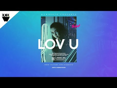 "FREE ""LOV U"" 🏝 Latin Urban Type Beat  Tropical Riddim x Dancehall Pop Instrumental"