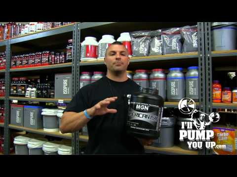 Muscle Gauge Nutrition American ISO Supplement Review & Taste Test