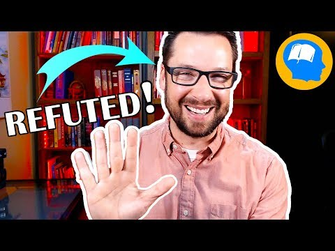 Atheists Refuted Me, Here's My Response