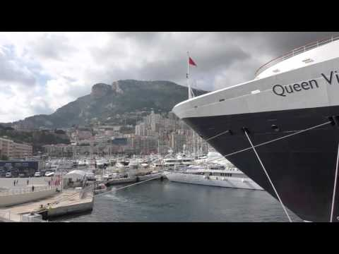 Cote d' Azur: Rennradtour Nizza-Monaco-Nizza am 19.10.2015
