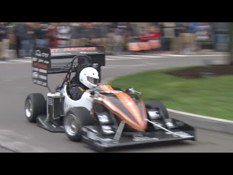 RIT Formula SAE Racing Team Celebrates 25 Years