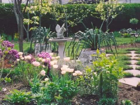 Planning A Cottage Garden YouTube
