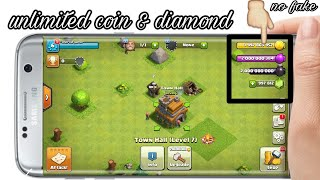 how to hack Clash of Clans in just in 2 minutes
