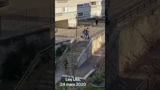 Violence policière - Les Ulys 24 mars 2020