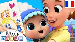 Maman Maman, Moi Je T'aime - Comptines pour Bébé et Maman | Little Angel Français