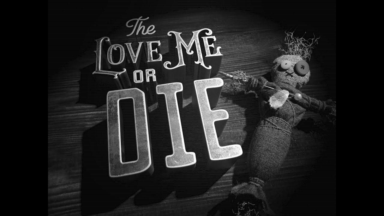 """""""The Love Me or Die"""" (C.W. Stoneking), animation trailer"""