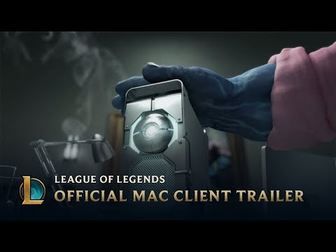 5 years ago today  League s Mac Client was launched   leagueoflegends