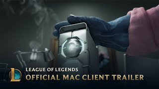 League of Legends Now On Mac