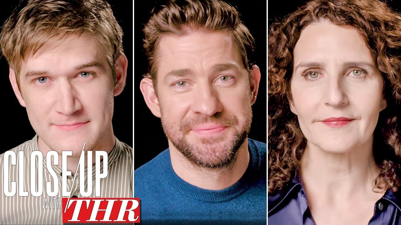 Writers Roundtable: John Krasinski, Bo Burnham, Tamara Jenkins, Peter Farrelly, Eric Roth | Close Up
