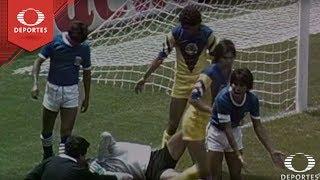 Futbol retro: América 1-1 Cruz Azul -1983-84 | Televisa Deportes