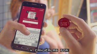 ¡Descarga la app de Coca-Cola For Me y comienza a acumular bubbles! #CocaColaForMe