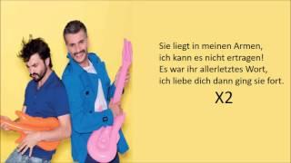 Ahmet Kural & Murat Cemcir -Sie liegt in meinen Armen-Lyrics
