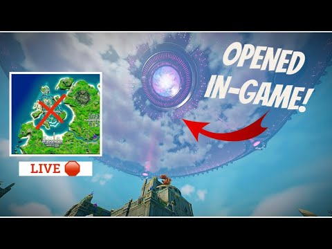 Download Fortnite Mothership LIVE EVENT happened in-game! Coral Castle abduction soon! (SEASON 7) Showcase