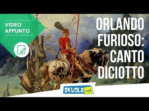 Orlando Furioso: canto 18