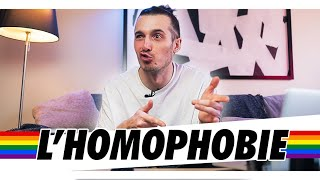 L'HOMOPHOBIE - T'AS 5 MINUTES ?