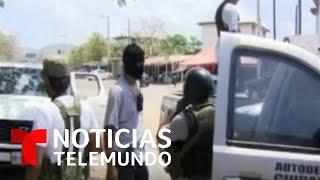 Autodefensas amenazan con volver a tomar las armas para buscar la paz en Michoacán