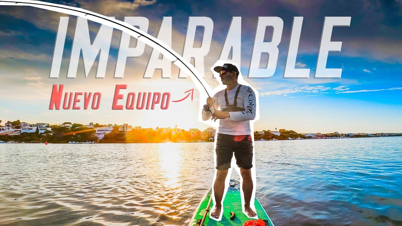🔥 NO PUDE PARARLO 🚀 con el NUEVO EQUIPO [Crostage Aji + Vanquish 2000] | Lured Vlog 191