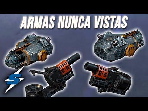 ARMAS NUNCA VISTAS | SORILOKO War Robots