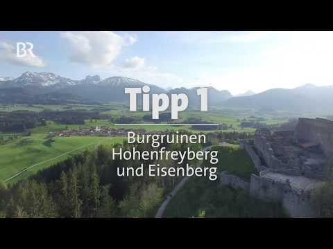 Allgäu-Tipps von BR-Korrespondent Rupert Waldmüller