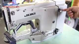 Juki Bartack Sewing Machine