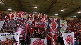 EA Guingamp - Olympique de Marseille (1-3) - Le résumé (EAG - OM) - 2013/2014