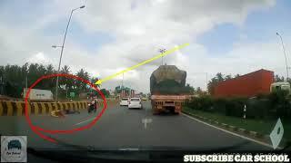 LIVE ACCIDENT CAUGHT IN DASHCAM | 300 meter बच्चा दूर जा कर गिरा | और कुछ नहीं हुआ | lucky boy