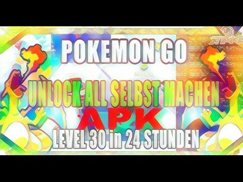 POKEMON GO BOT/HACK APK  (NO PC NO ROOT)LV 30 IN 24 H