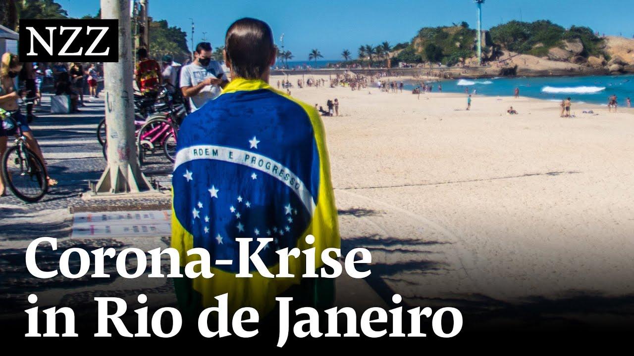 Coronavirus in Brasilien: Lockerungen trotz hoher Ansteckungsrate