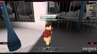 How to break in the WH On Roblox