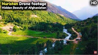 Nuristan | Afghanistan | Drone footage The Hidden Beauty | Best tourist place | 2020 | HD 1080p