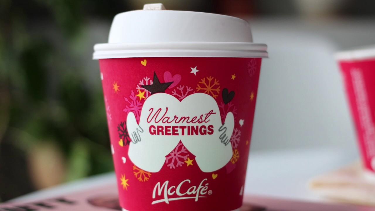 McCafe Warmest Greetings YouTube