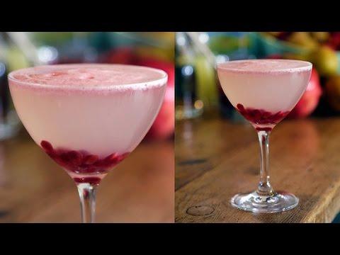 Fifty Shades of Grey Vodka-Pomegranate Cocktail Recipe
