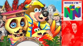 the beatles when i m 64 banjo kazooie style